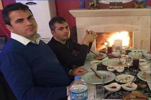 Es Grup'tan Şenol Demirbaş ve ağabeyi Erol Demirbaş