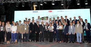 Ege İhracatçı Birliklerince (EİB), gıda sektöründe yenilikçi fikirlerin sanayi ve ihracatçılarla buluşması ve katma değerli üretimin artırılması amacıyla düzenlenen 5. Uluslararası Gıda Ar-Ge Proje Pazarı'nda ödüle layık görülen projeler belirlendi. ( Ege İhracatçı Birlikleri - Anadolu Ajansı )